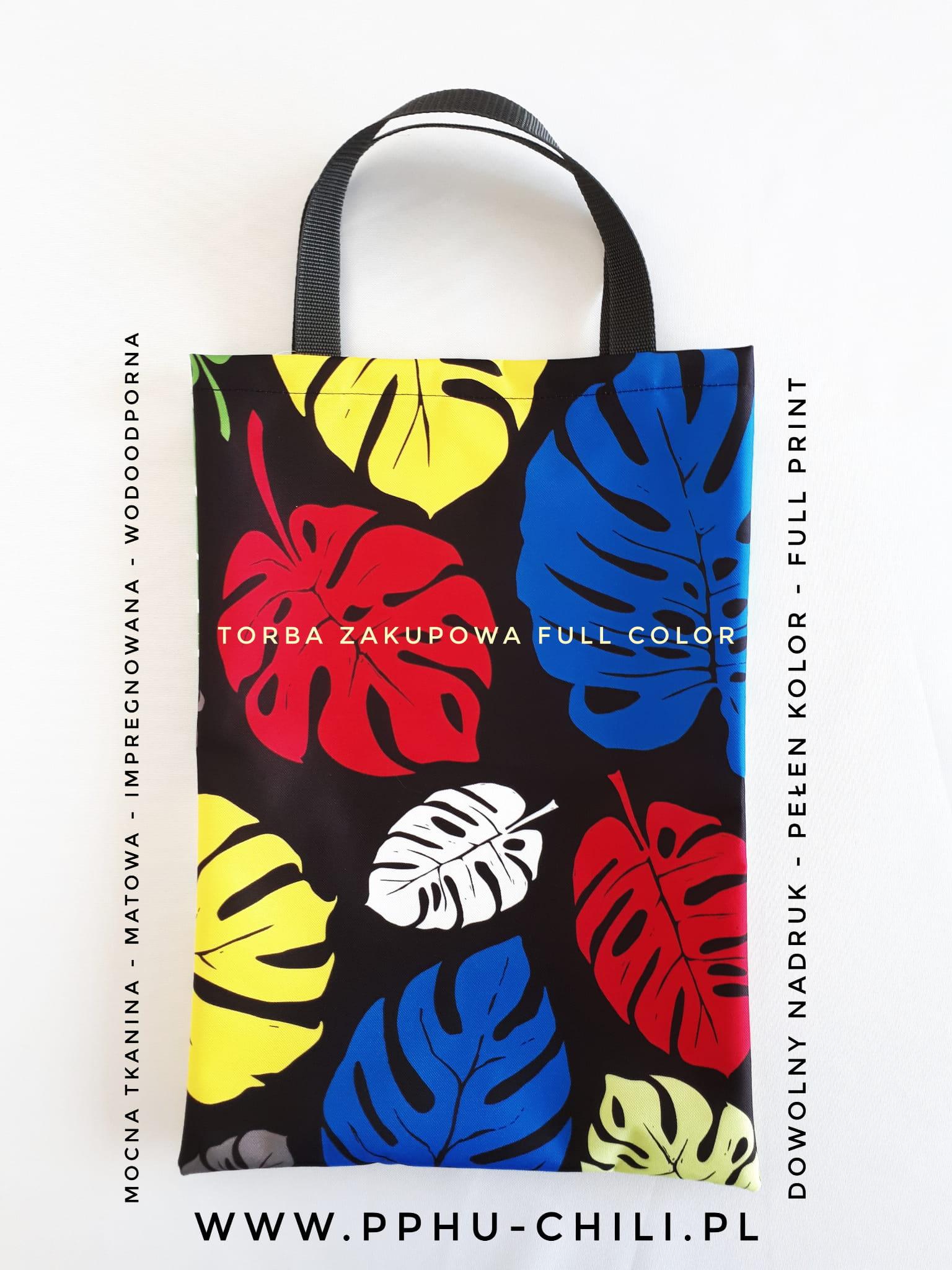 9efed9e426294 torba zakupowa, ofertowa z nadrukiem, reklamówka